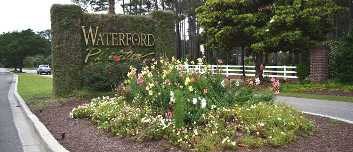 New Homes in Waterford Plantation