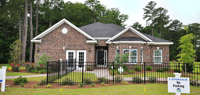 Ridge Pointe New Homes in Conway SC
