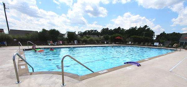 Lafayette Park Pool