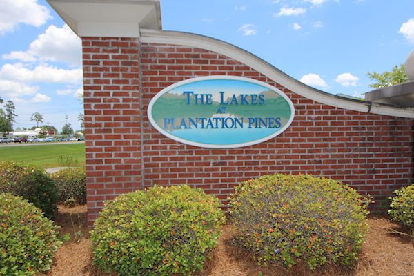 New Homes for Sale in Lakes at Plantation Pines