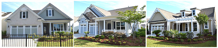Homes for Sale in Cresswind Market Common