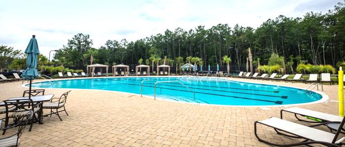 Cresswind 55 Plus Pool