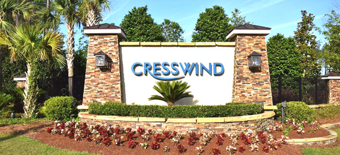 New Homes in Cresswind Market Common