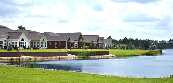 Berkshire Forest Waterfront Homes