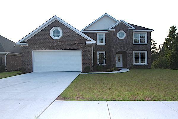 Covington Lake East New Home