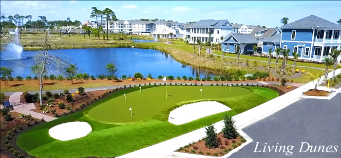 New Homes for Sale in Living Dunes, Grande Dunes