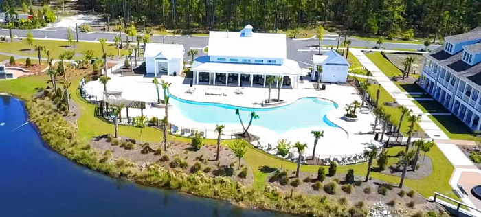 Pool Amenity at Living Dunes Myrtle Beach