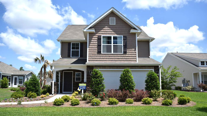 New Home for Sale in Summerlyn