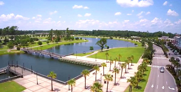 New Homes in Market Common Myrtle Beach