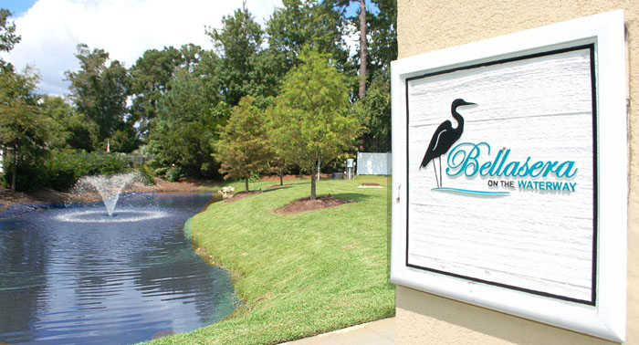 New Homes for Sale in Bellasera on The Waterway