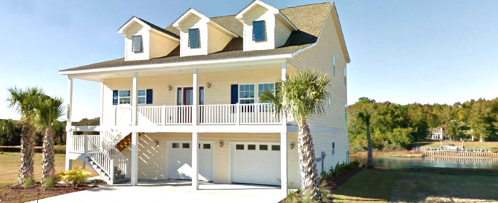 Home in Palmetto Harbour North Myrtle Beach