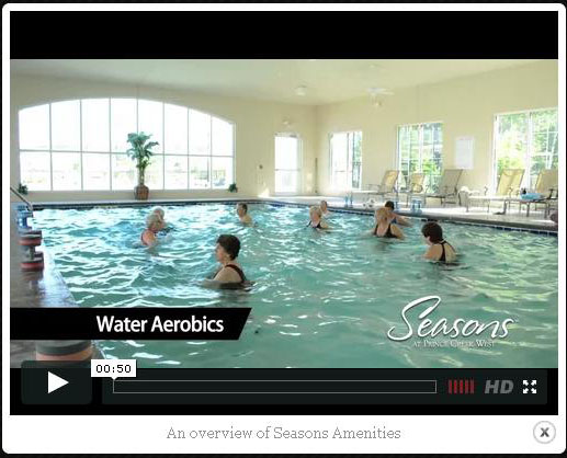 Video of Amenities at Seasons at Prince Creek West