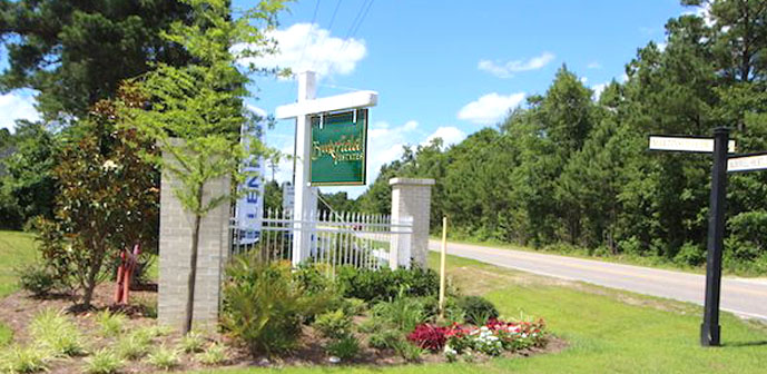 New Homes in Brookfield Estates International Club
