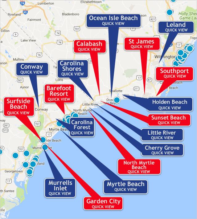 Explore Myrtle Beach Real Estate
