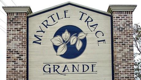 Myrtle Trace Grande Entrance