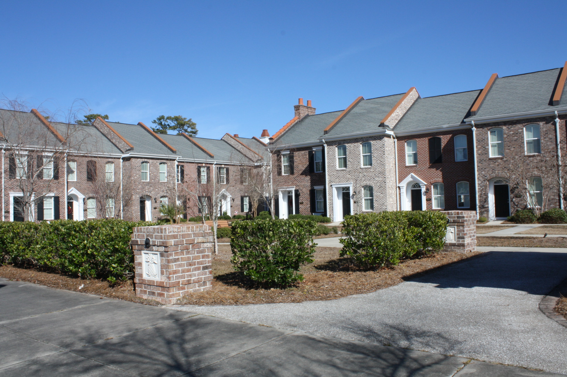 Market Common townhome