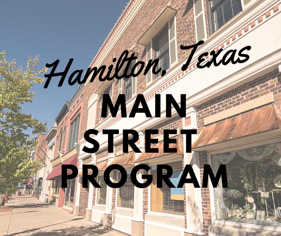 Hamilton Main Street