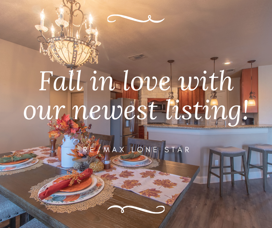 Fall in Love with Our Newest Listing