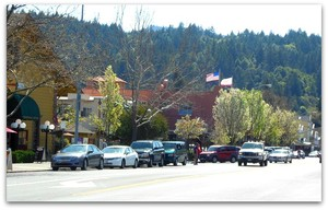 Downtown Calistoga | Napa Valley Real Estate