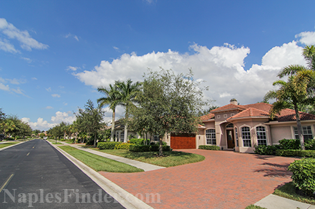 Banyan Woods Real Estate Naples FL