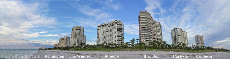 Bay Colony Beachfront Condos