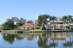 Naples Bay View Homes