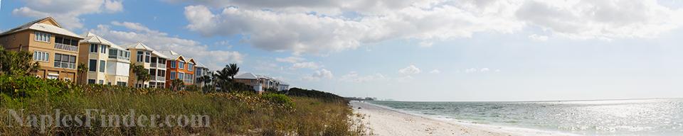 Beachfront Condos in Naples FL
