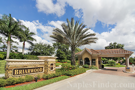 Briarwood Gated Community Naples FL