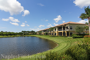 Naples Bundled Golf Community Condos
