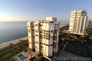 Condos on the beach in Naples FL