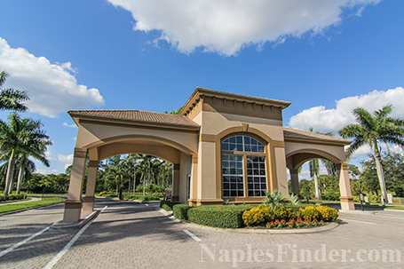 Delasol Gated Community Naples FL