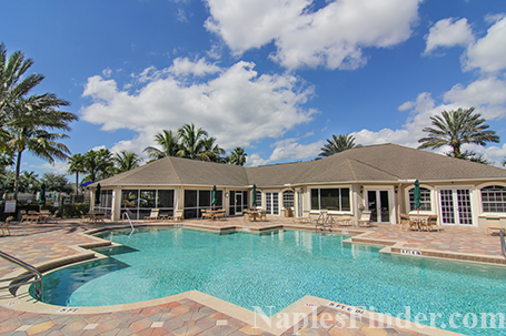 Ibis Cove Gated Community in Naples