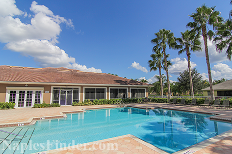 Indigo Lakes Gated Community Naples FL