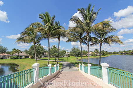 Island Walk Gated Community Naples FL