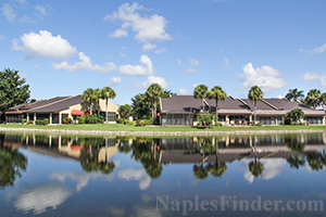 Naples Attached Villas on the Lake