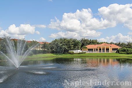 Laurel Lakes Gated Community Naples FL