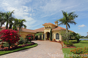 Single Family Homes for Sale in Lely Resort