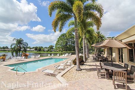 Longshore Lake Gated Community Naples FL
