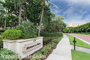 Mansion La Palma Condos for Sale in Bay Colony