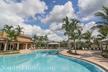 Marbella Lakes Gated Community Naples FL