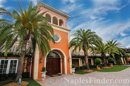 Mediterra Luxury Golf Community