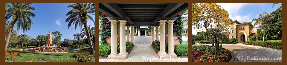 Mediterra Real Estate in Naples FL