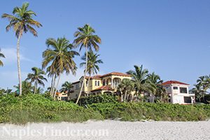 Naples Homes with Gulf View