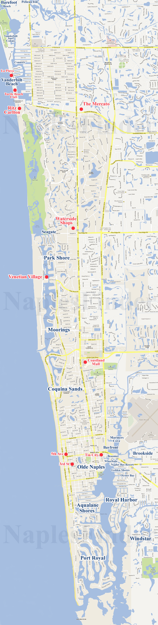 Naples FL Boating Communities