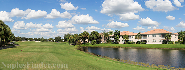 Lake View Homes in Naples FL