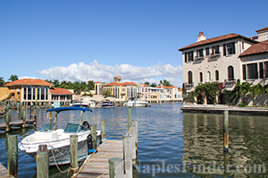 Naples Homes with Boat Dock