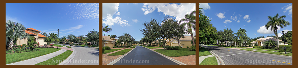 Non-Gated Communities in Naples FL