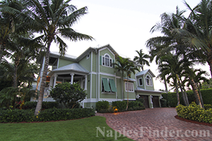 Olde Naples Single Family Homes