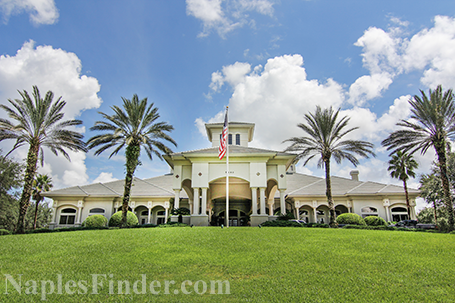 The Strand Golf Community Naples FL