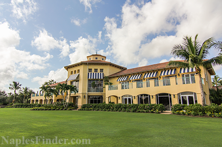 Tiburon Golf Community Naples FL